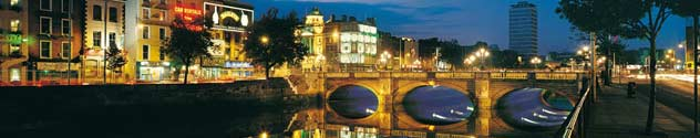 Flights to Dublin, Ireland