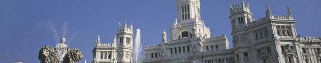 Flights to Madrid, Spain