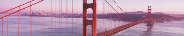 Flights to San Francisco, Northern California