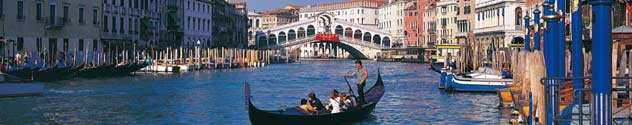 Flights to Venice, Veneto