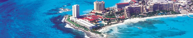 Flights to Cancun, Mexico