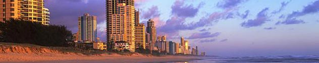Flights to Gold Coast, Australia