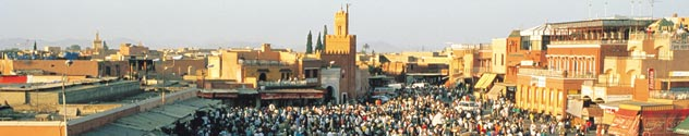 Flights to Marrakech, Morocco