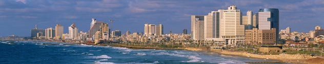 Flights to Tel Aviv, Middle East