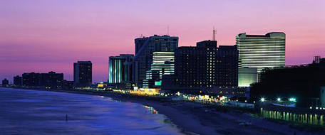 Atlantic City Beach hotels