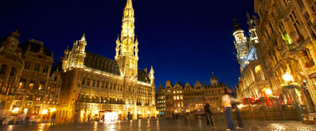 Bruselas hotels