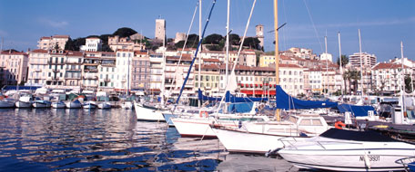 Cannes Marina hotels