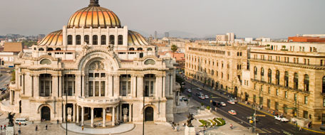 Downtown Mexico City hotels