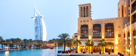Emirato de Dubi hotels