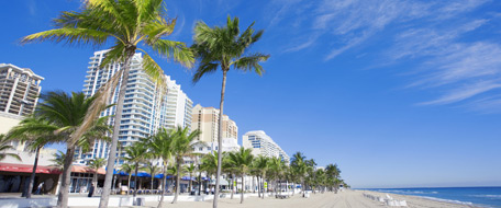 Downtown Fort Lauderdale hotels