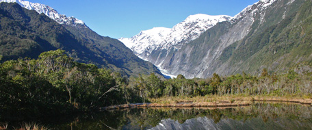 Franz Josef Glacier hotels