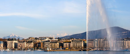 Downtown Geneva hotels