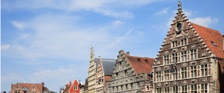 Gent hotels