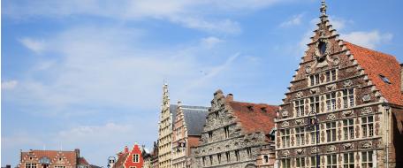 Gent hotels