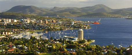 Hobart hotels