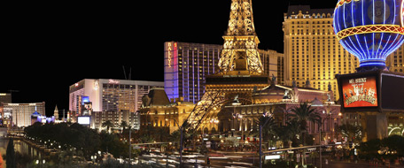 Top Trending Hotels in Las Vegas