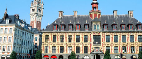 Lille Train Stations hotels