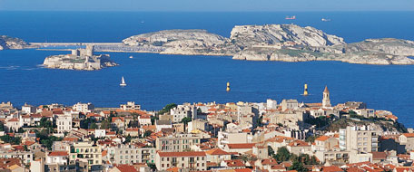 Hotell Marseille