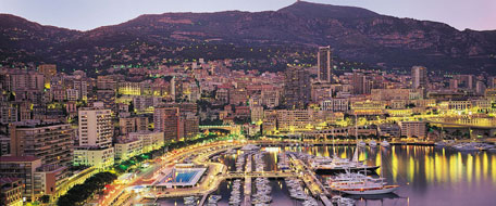 Monaco hotels