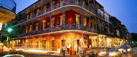 Hotell New Orleans