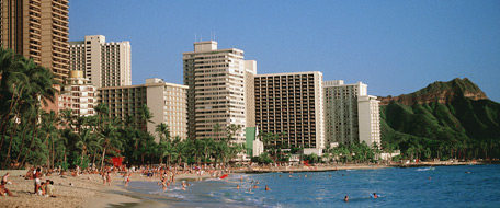 Insel Oahu Hotels