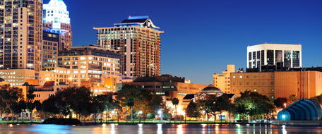 Downtown Orlando Hotels
