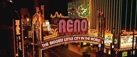 Downtown Reno hotels