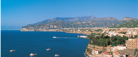 Kste von Sorrento Hotels