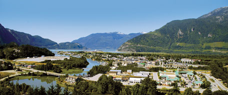 Squamish Hotels
