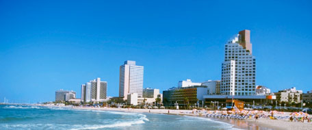 Tel Aviv Beaches hotels