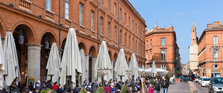 Toulouse hotels