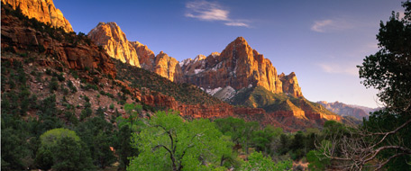 Zion Nationalpark Hotels