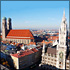 Bavaria Kultours GmbH: Hop-On, Hop-Off Tour of Munich, with Residenz Visit, plus Concert and Meal Option
