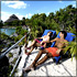 All-Inclusive Admission to Xel-Ha Park with Optional Transfers and Tour of Tulum