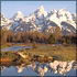 Grand Teton National Park Small Group Guided Tour