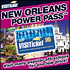 New Orleans PowerPass