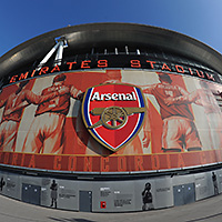 Arsenal Football Club, Emirates Stadium Tour, & Museum Visit