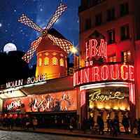Féerie,The Moulin Rouge