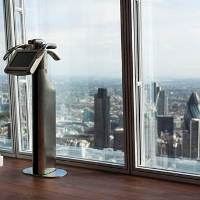 Skip-the-Line: View from the Shard with Brunch or Dinner