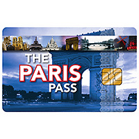 Paris Pass Sightseeing Card