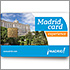 Madrid Card with Guidebook and City Map