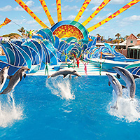 SeaWorld® Orlando Theme Park Tickets