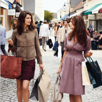 Chic Outlet Shopping Experience at Las Rozas Village