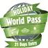 21-Day Holiday World Pass: Dreamworld, WhiteWater World & SkyPoint