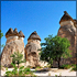 2-Day Tour of Cappadocia Including Flights and 4* Accommodation