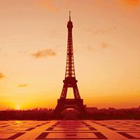 Dîner à la Tour Eiffel