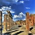 Pompeii and Vesuvius Volcano or Archeological Museum Full-Day Trip from Rome