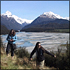 Glenorchy Air:<i> Lord of the Rings</i> Trilogy Trail by Air