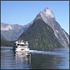 Glenorchy Air: Milford Sound and Glaciers Fly-Cruise-Fly Adventure