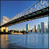 Brisbane City Tour with River Cruise (from Gold Coast)